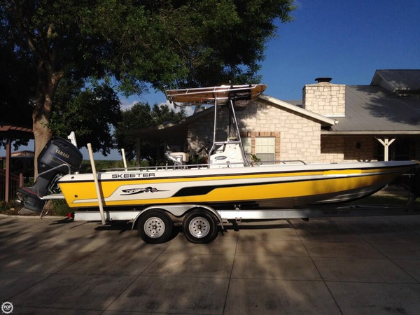 Used Skeeter ZX 24 Bay Boat For Sale