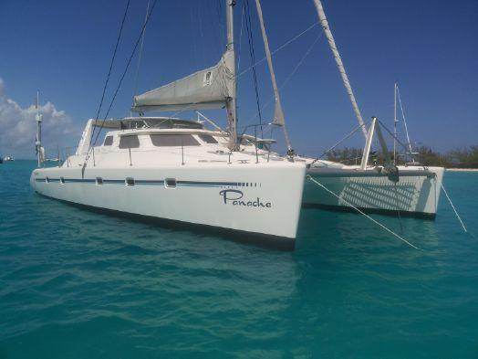 Used Voyage Yachts 500 Cruiser Sailboat For Sale