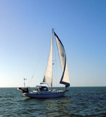 Used Morgan Starratt And Jenks Cruiser Sailboat For Sale