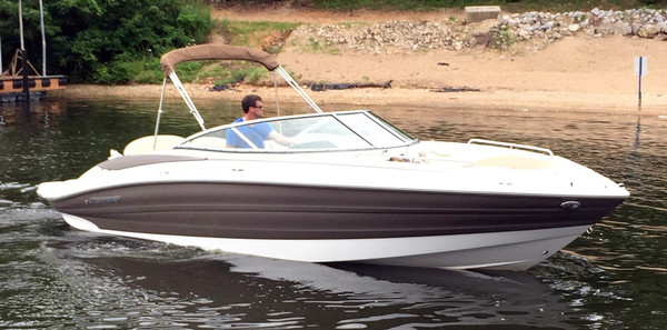 Used Cruisers Sport Series 278 BR Bowrider Boat For Sale