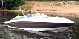 Used Cruisers Sport Series Bowrider Boat For Sale