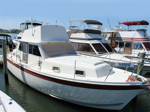 Used Gulf Star Trawler Boat For Sale