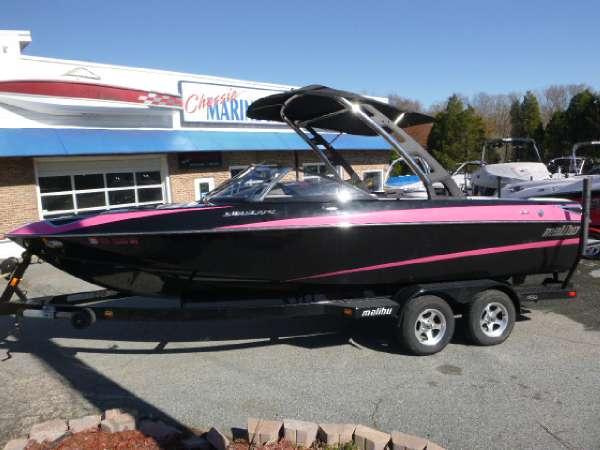 Used Malibu 23 LSV SUNSCAPE Ski and Wakeboard Boat For Sale