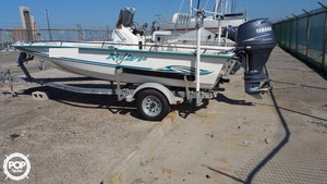 Used Key Largo Bay Boat 18 Bay Boat For Sale