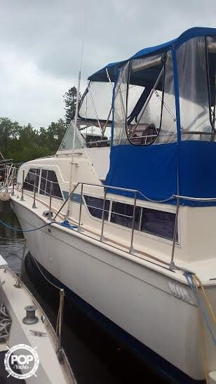 Used Chris-Craft 350 Catalina Express Cruiser Boat For Sale