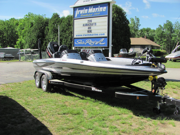 New Triton 20 TRX Patriot Freshwater Fishing Boat For Sale