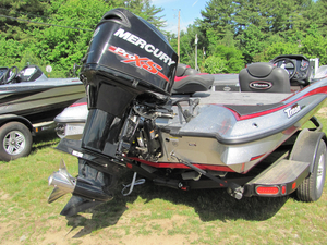 New Triton 189 TRX Bass Boat For Sale