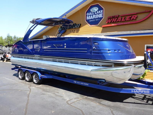 New Harris V270 Pontoon Boat For Sale