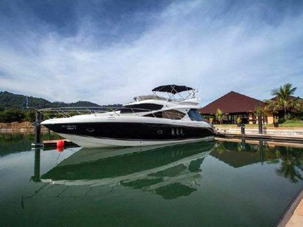 Used Sunseeker Manhattan 52 Motor Yacht For Sale