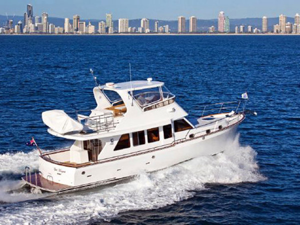 Used Clipper Cordova Flybridge Motor Yacht Motor Yacht For Sale