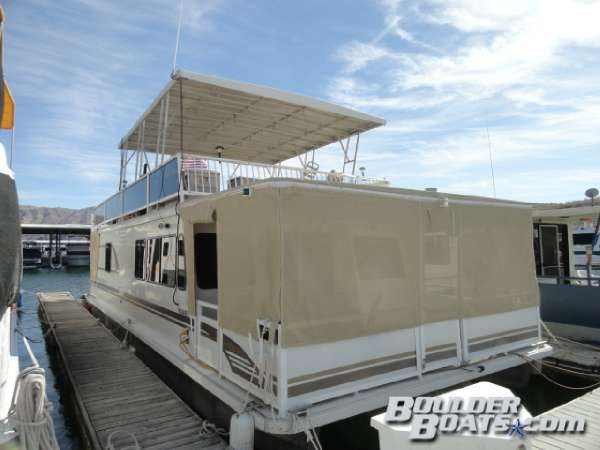 Used Destination Yachts 45' Houseboat House Boat For Sale