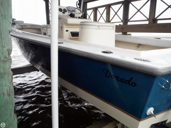 Used Dorado 23 Center Console Fishing Boat For Sale