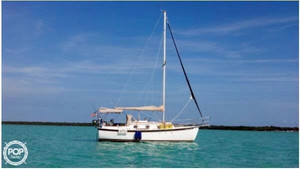 Used Com-Pac 27/2 Sloop Sailboat For Sale