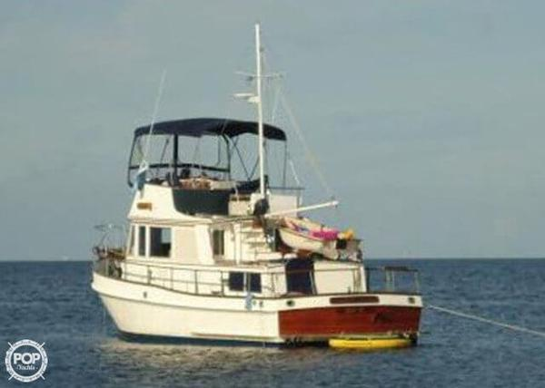 Used Grand Banks 36 Trawler Boat For Sale