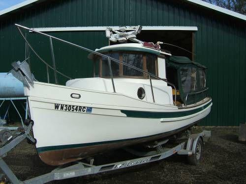 Used Ranger R-21 Downeast Fishing Boat For Sale