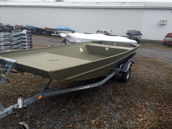 New Lowe Roughneck 1655BR Jon Boat For Sale
