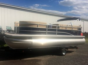 New Cypress Cay Cambio 200 CS - Cruise Model Pontoon Boat For Sale