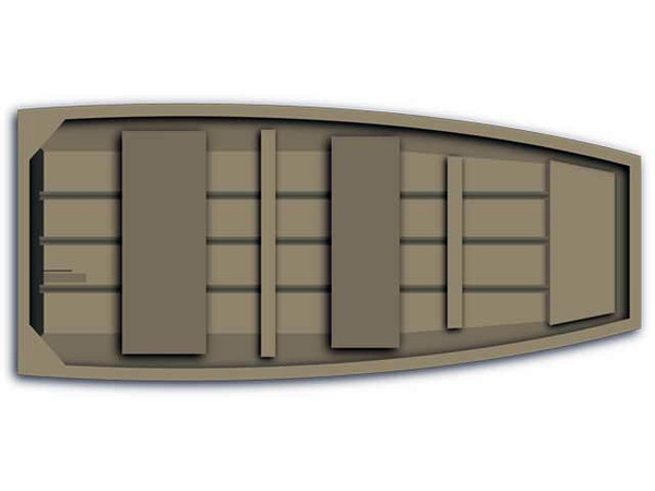 New Alumacraft 1036 Sports Fishing Boat For Sale