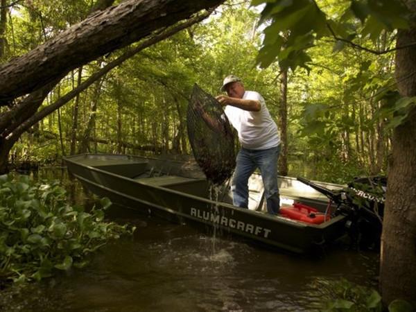 New Alumacraft 1542 Sports Fishing Boat For Sale