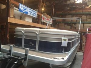 New Bennington 24 SSLX - Tri-Toon Model Pontoon Boat For Sale