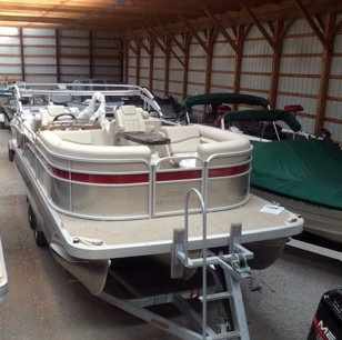 New Bennington 22 SCWX - Tri-Toon Model Pontoon Boat For Sale