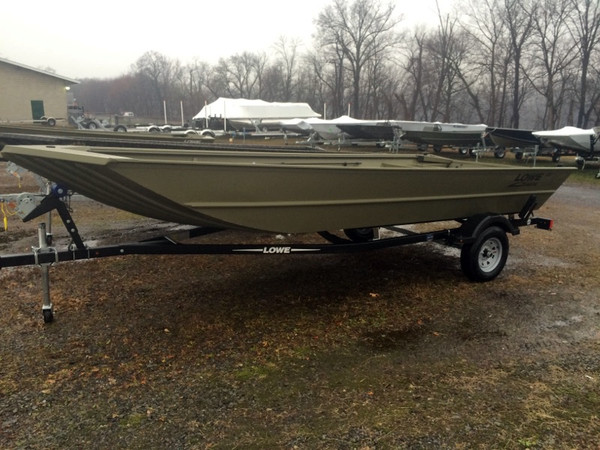 New Lowe Roughneck 1860 Jon Boat For Sale