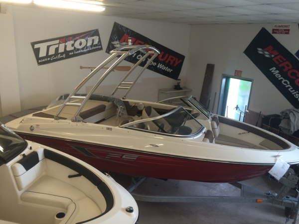 New Bayliner 185 Bowrider Boat For Sale