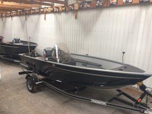New Alumacraft Escape 145 CS Sports Fishing Boat For Sale