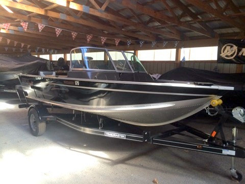 New Alumacraft Voyageur 175 Sport Sports Fishing Boat For Sale
