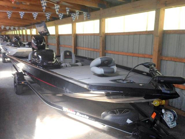 New Triton Boats 18 TX Sports Fishing Boat For Sale