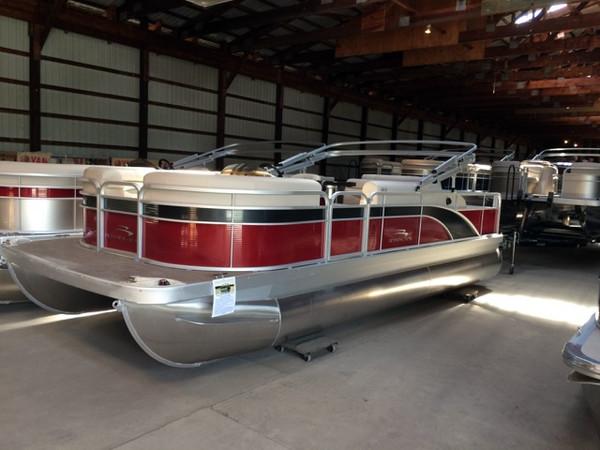 New Bennington 22 SSLX - Aft Lounger Model Pontoon Boat For Sale