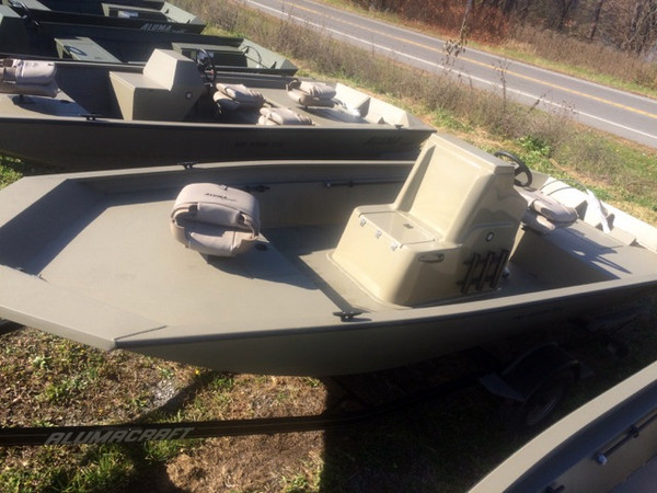 New Alumacraft 1860 Tunnel CC Jon Boat For Sale