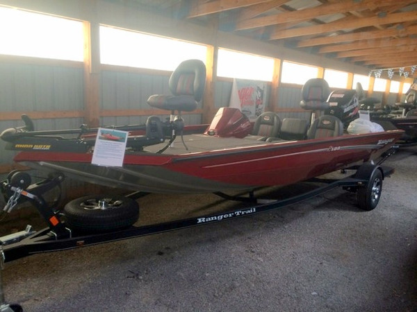 New Ranger RT188 Sports Fishing Boat For Sale