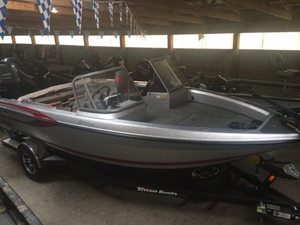 New Triton Boats 186 Fishunter Sports Fishing Boat For Sale