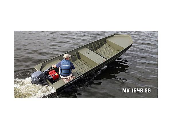 New Alumacraft MV1648 NCS Sports Fishing Boat For Sale