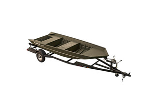 New Alumacraft MV 1448 (20) Sports Fishing Boat For Sale