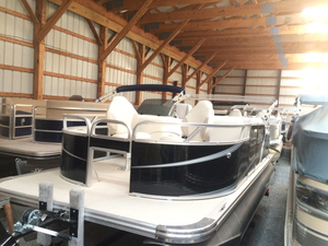 New Tahoe Pontoons Sport Eagle Bow Fish 16' Pontoon Boat For Sale