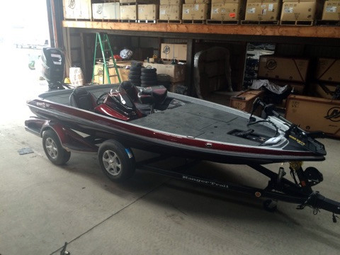 New Ranger Z519 Bass Boat For Sale