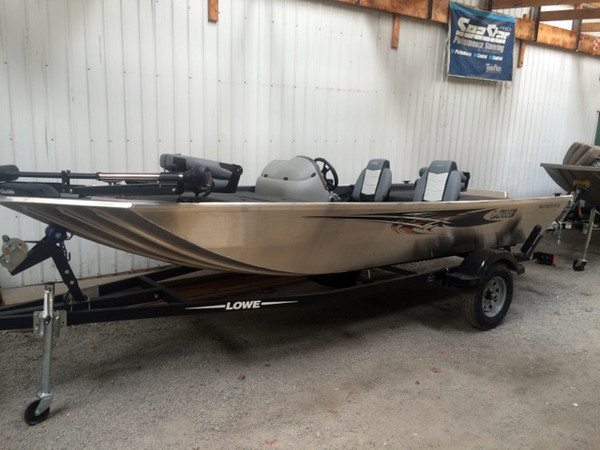 New Lowe Skorpion Sports Fishing Boat For Sale