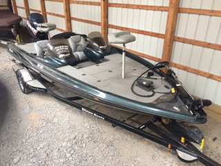Used Triton Boats TR-20 Bass Boat For Sale