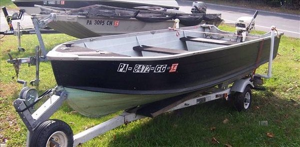 Used Starcraft Deep V Seafarer Sports Fishing Boat For Sale