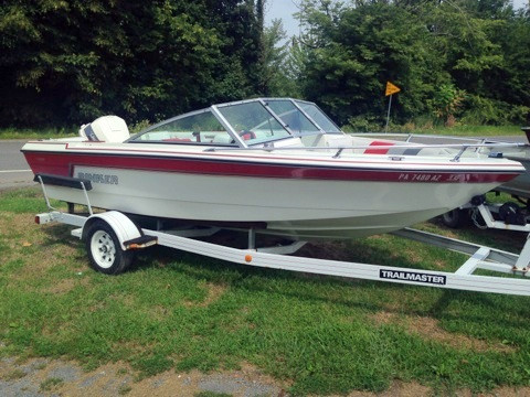 Used Rinker 170 Bowrider Boat For Sale