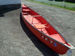 Used Coleman RAMX Canoe Boat For Sale