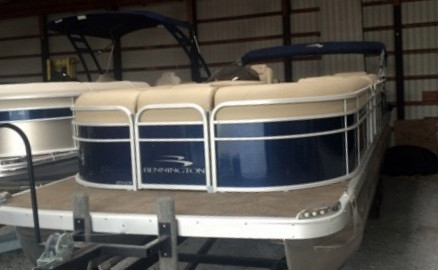 New Bennington 2574 GCW - Deluxe Aft Lounger Model Pontoon Boat For Sale
