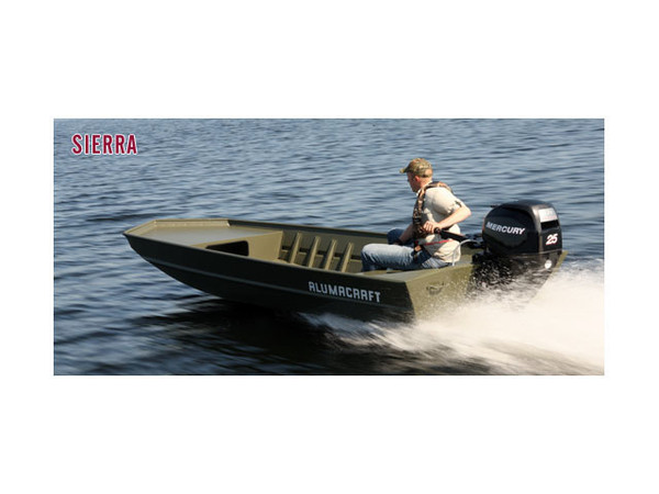New Alumacraft MV 1648 Jon Boat For Sale