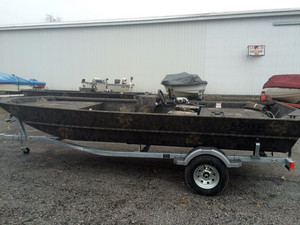 New Lowe Roughneck 1860SC Sports Fishing Boat For Sale