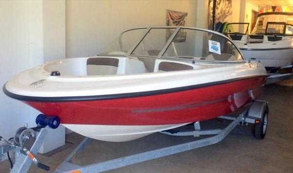 New Bayliner 160 Bowrider Boat For Sale