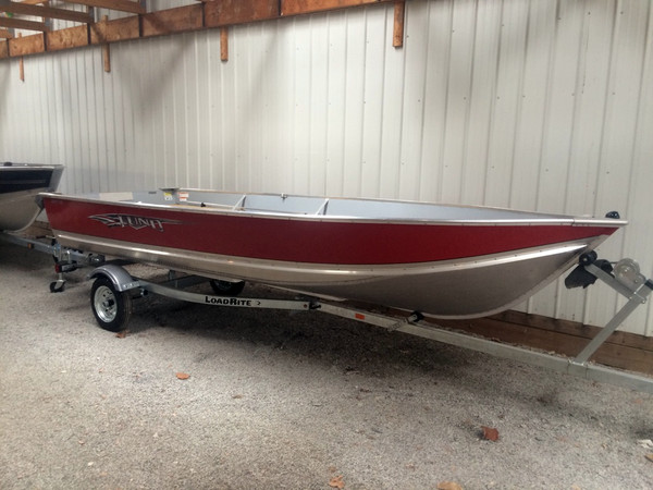 New Lund WC 16 Sports Fishing Boat For Sale