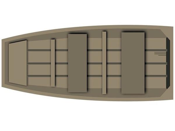 New Alumacraft MV 1648 Sports Fishing Boat For Sale
