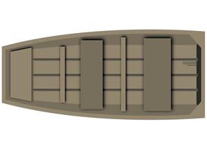 "New Alumacraft MV 1648 SS (AFT) - 15"" Sports Fishing Boat For Sale"
